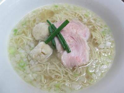 >「鯛ラーメン」の実食! by yoshiさん