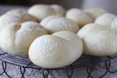 真っ白おしりパン