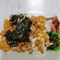 12月29日(火)のお弁当 鶏そぼろ丼
