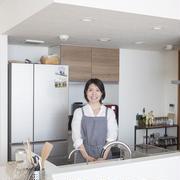 ふたりごはんは、Mr.Childrenが流れるキッチンで生まれます。~榎本美沙さんの「世界一楽しいわたしの台所」