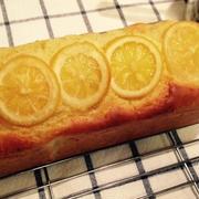 はちみつレモンパウンドケーキ