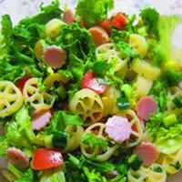 「ラビゴット風☆春野菜のパスタサラダ」