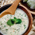 生春巻きのタレをマヨネーズで!オリエンタルミントソースのレシピ