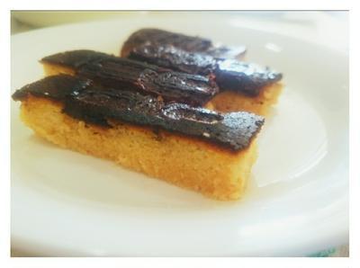 チョコレートの季節( ´ ▽ ` )【モニターRecipe:ガーナで焼きチョコアーモンドケーキ】