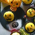 ハロウインのかぼちゃパン by a-pinあーぴんさん