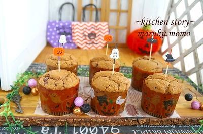 簡単!ハロウィンに食べたい★イギリスの家庭菓子ジンジャーブレッド