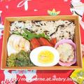 Mary Christmas -お弁当は 鶏ハム- by おとめさん