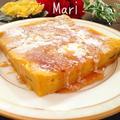 【材料3つ】後味さっぱり✨濃厚かぼちゃケーキ by Mariさん