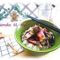 滋賀県*塩だけで美味しい~日の菜漬け! by 桃咲マルクさん