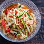 ♡レンジde簡単♡もやしの中華サラダ♡【#副菜#酢の物#簡単レシピ#時短#節約】