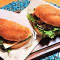 【レシピ】簡単すぎてごめんなさい【焼肉チーズバーガー】~#ハンバーガー#お弁当#焼肉#子供喜ぶ~
