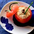 お爺ちゃんのトマトサラダ