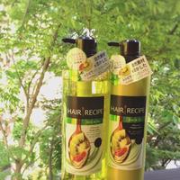 ヘアレシピ キウイ エンパワー ボリューム レシピ シャンプー&トリートメント