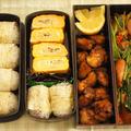 定番おかずで、週末ピクニック。 by Ayaccoさん