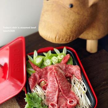 肉アート 焼きしゃぶ