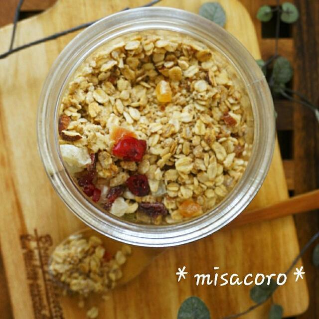 *美容と健康に☆オートミールの簡単おいしい食べ方と、離乳食&お菓子レシピ♪*