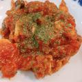 定番❣️鶏もも肉のトマトソース煮🍅