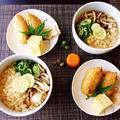 W炭水化物de澄ましにゅう麺。・゚゚・o(iДi)o・゚゚・。 by みなづきさん