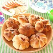冬のくるみパン。