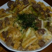 カシラ玉丼
