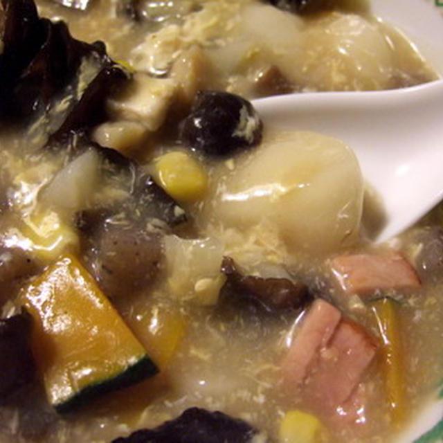 北海道芦別市ご当地グルメ・・・ガタタンのレシピ