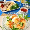 七夕パーティ~☆鶏肉の紅茶煮 by ぱおさん