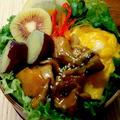 11/15(火) 鶏の照り焼き弁当~ by ささっちさん
