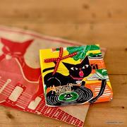 猫好きにはたまらない ゴンチャロフの黒猫チョコレート