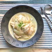 【食欲アップ!作り置きレシピ】鶏むねのミルクマスタード煮♡レシピ