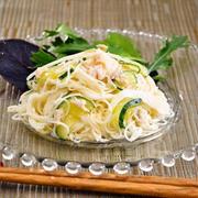 【ツナそうめんサラダ】定番サラダを塩レモンでうまうま仕上げ!(印刷用)