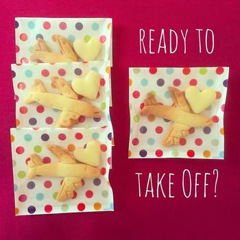 サクサク♡袋で簡単!型抜きしやすいクッキー
