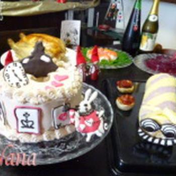 アリスのクリスマスパーティー!