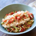 【火を使わない】切り干し大根と蒸し鶏のおかずサラダ by 榎本美沙さん
