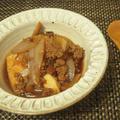 肉豆腐・豚挽き肉で作ってみると・・・。