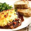 英国伝統料理のシェパード・パイ