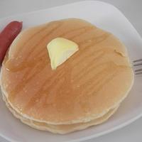 朝ごはんで美活!BBプラセンタサプリ入りパンケーキ♪