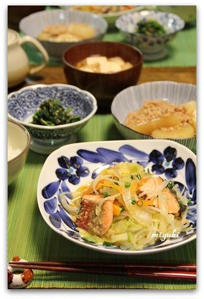 ザ・北海道の味!ちゃんちゃん焼きのアレンジレシピ7選