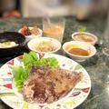 今日はビフカツ、デザートはさつま芋のプリン☆旦那さんの好物☆全5品