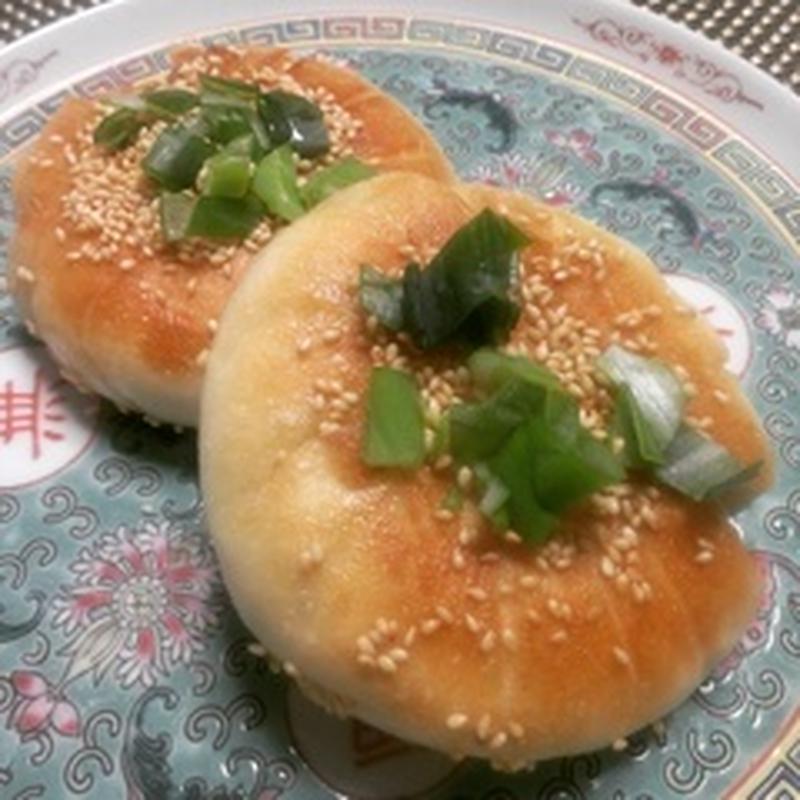 台湾の大人気B級グルメ、ピリ辛カリカリ「胡椒餅」が作れちゃいました♪
