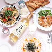 鯛の和風カルパッチョと洋食の日