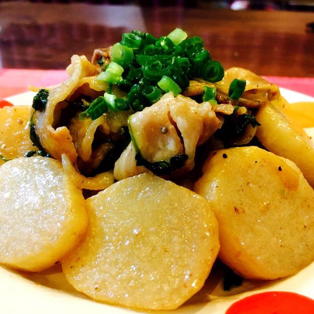 豆 苗 豚肉 レシピ