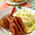 里芋とツナのマヨコロッケ