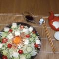 簡単美味しい★ぶっかけ風サラダ by さちくっかりーさん