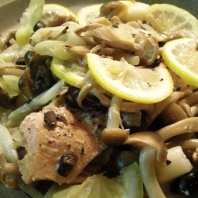 【レシピ】★鍋で簡単♪魚の蒸し料理★