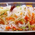 ぷるぷるヘルシーしらたきの中華風サラダ♪~♪