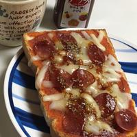 6/12♡うまソーストマトタイプdeピザパン♡