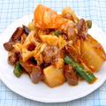 ☆うずら豆とツナのチリソース炒め☆