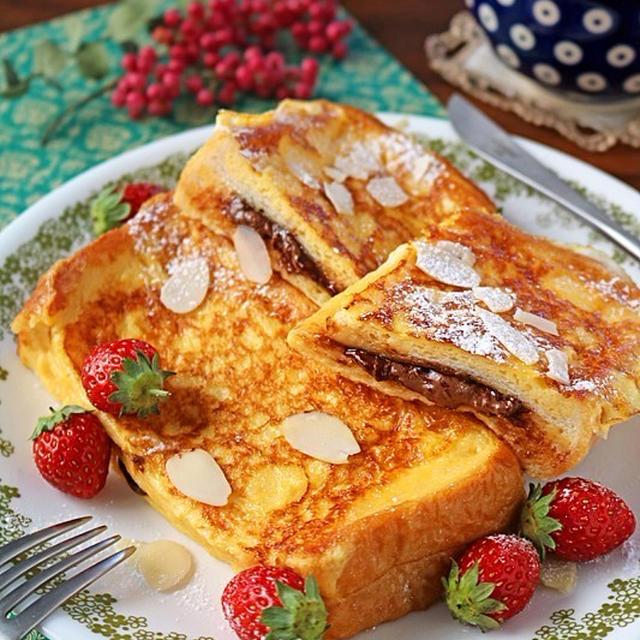 食べたい時にすぐできる時短フレンチトースト9品!