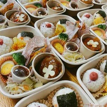 夏祭りのお弁当✨