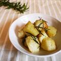 新じゃが簡単オーブン焼き!ローズマリー風味